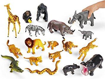 PHOTO - Animal Toys
